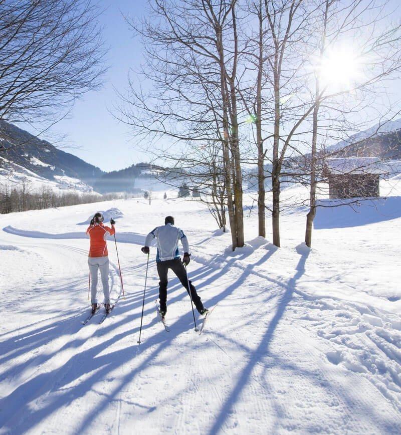 Entdecken Sie das Winterparadies Lüsner Alm