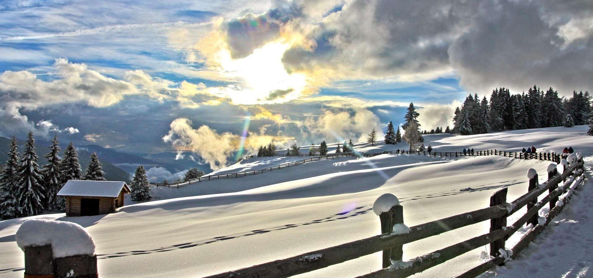 Winterurlaub in Lüsen