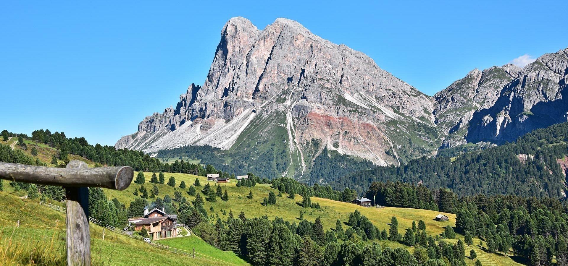 Urlaub auf dem Bauernhof in Lüsen/Südtirol am Grosskarneid-Hof